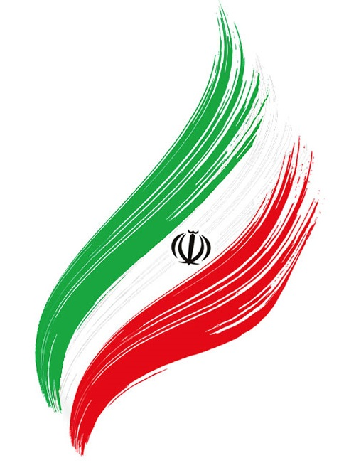 Collection-Vector-flag-of-Iran-13